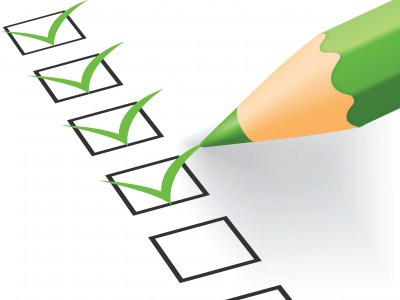 Time To Make Your Relationship Spring Cleaning Checklist!