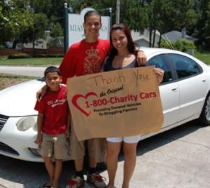 Free Charity Car